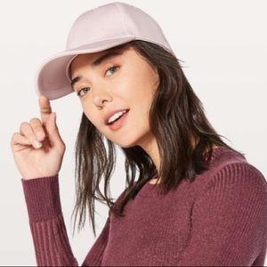 Lululemon Baller hat cap pink